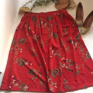 Sag Harbor AWESOME skirt!! Size 1X